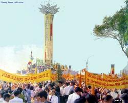 Mùa Phật Đản 2508 - 1964 Luôn Sáng Rực Trong Trái Tim Người Con Phật Chúng Ta